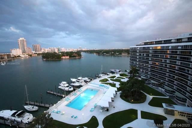 900 Bay Dr #819, Miami Beach, FL 33141 (#A10846328) :: Posh Properties