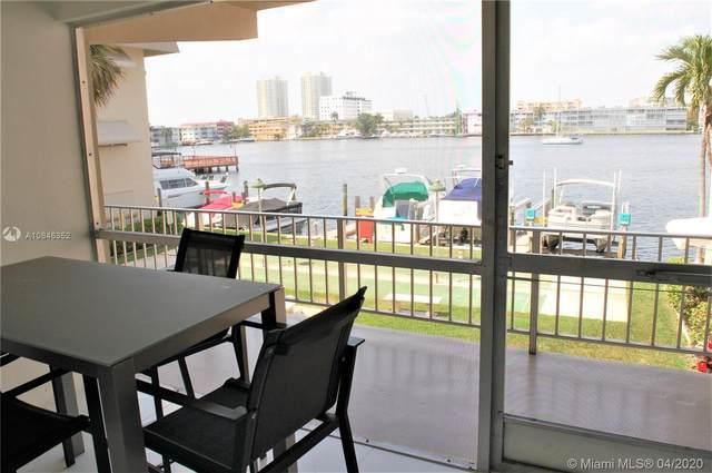300 Golden Isles Dr #208, Hallandale Beach, FL 33009 (MLS #A10846352) :: ONE | Sotheby's International Realty