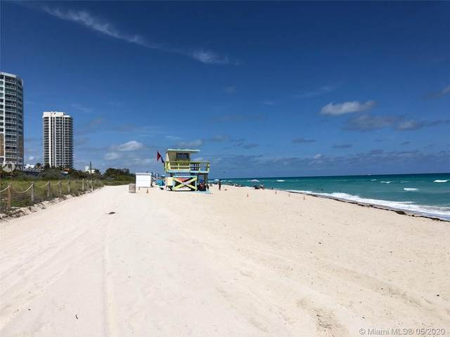6917 Collins Ave #422, Miami Beach, FL 33141 (MLS #A10846562) :: Re/Max PowerPro Realty