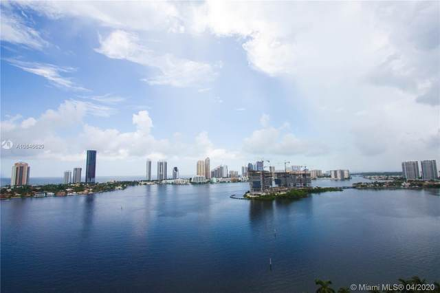 3370 Hidden Bay Dr #2003, Aventura, FL 33180 (MLS #A10846620) :: Compass FL LLC
