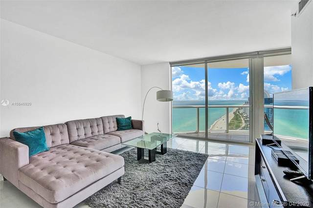 6365 Collins Ave #3504, Miami Beach, FL 33141 (MLS #A10846920) :: United Realty Group