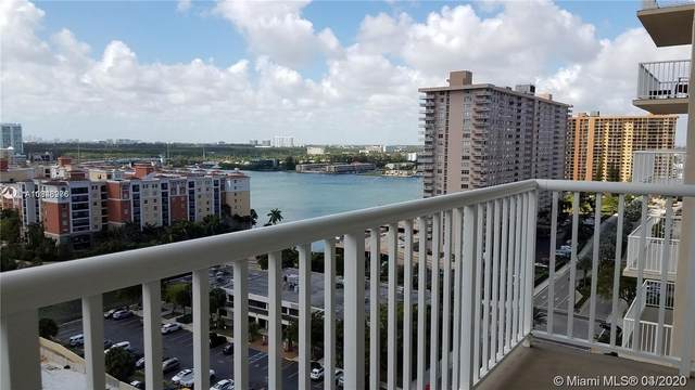 231 174th St #1705, Sunny Isles Beach, FL 33160 (MLS #A10846976) :: United Realty Group