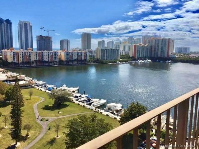 290 174th St #1412, Sunny Isles Beach, FL 33160 (MLS #A10847033) :: The Teri Arbogast Team at Keller Williams Partners SW