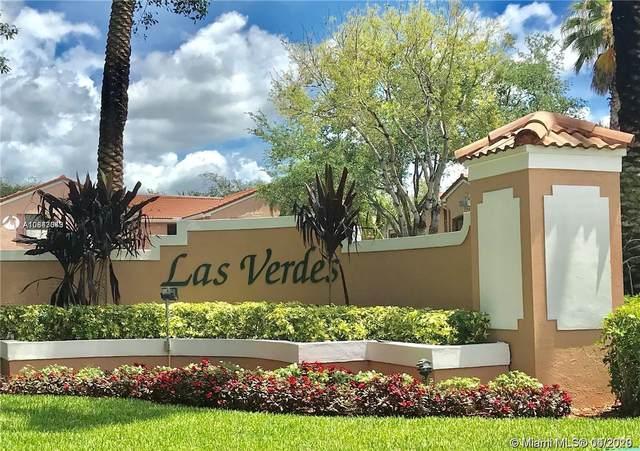 701 SW 158th Ter #0, Pembroke Pines, FL 33027 (MLS #A10847049) :: Castelli Real Estate Services