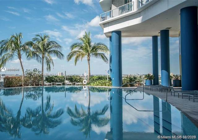 185 SW 7th St #3608, Miami, FL 33130 (MLS #A10847244) :: Berkshire Hathaway HomeServices EWM Realty