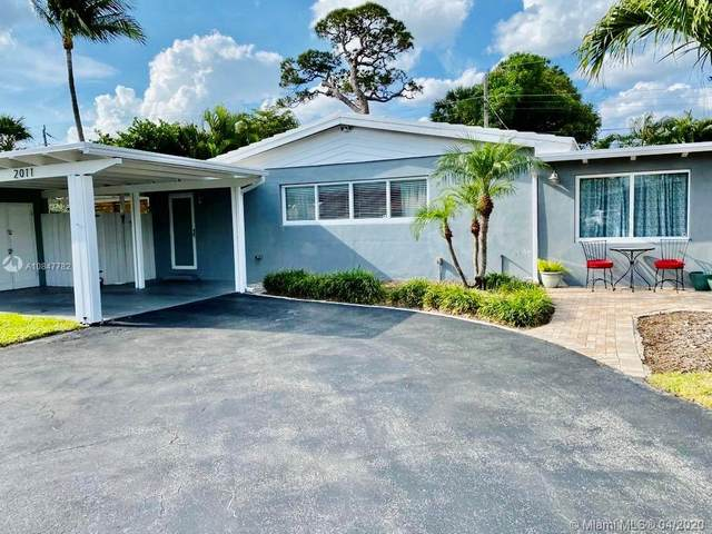 2011 NE 30th St, Fort Lauderdale, FL 33306 (MLS #A10847782) :: The Teri Arbogast Team at Keller Williams Partners SW