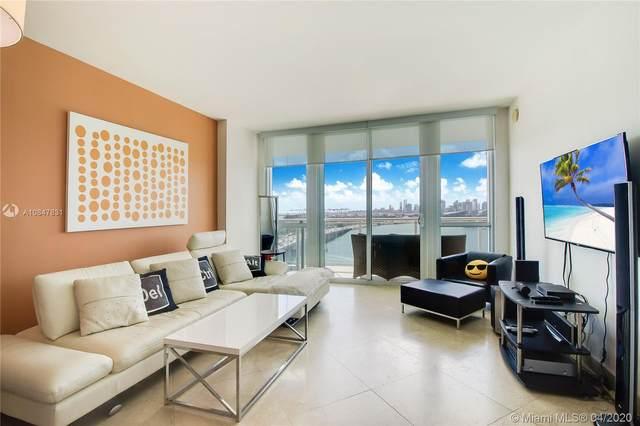 17111 Biscayne Blvd #407, North Miami Beach, FL 33160 (MLS #A10847831) :: Green Realty Properties