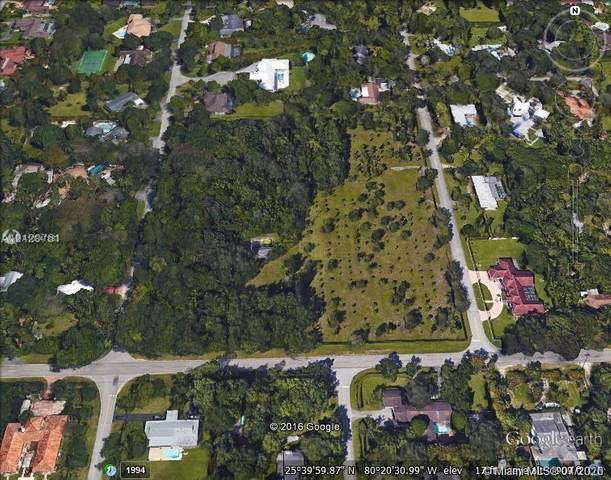 9177 SW 112th St, Miami, FL 33176 (MLS #A10847883) :: The Rose Harris Group
