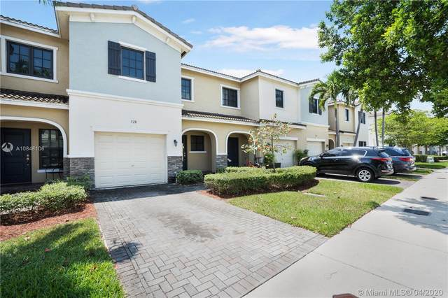 320 NE 194th Ln, Miami, FL 33179 (MLS #A10848106) :: THE BANNON GROUP at RE/MAX CONSULTANTS REALTY I