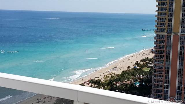 18001 Collins Ave #1516, Sunny Isles Beach, FL 33160 (MLS #A10848242) :: United Realty Group