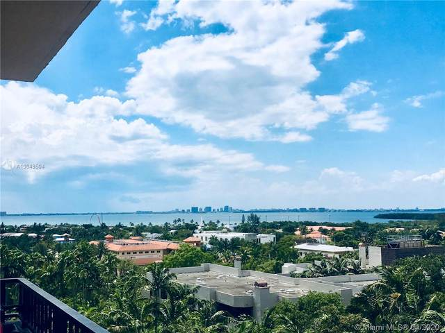 151 Crandon Blvd #824, Key Biscayne, FL 33149 (MLS #A10848504) :: Carole Smith Real Estate Team