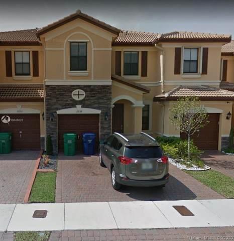 11638 NW 88th Ln #11638, Doral, FL 33178 (MLS #A10848628) :: The Paiz Group