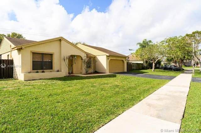 11909 SW 48th Ct, Cooper City, FL 33330 (MLS #A10848713) :: Green Realty Properties