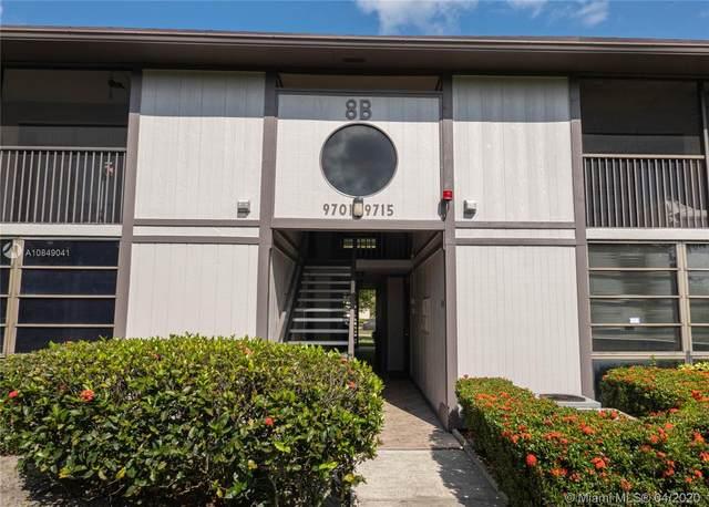 9701 W Mcnab Rd #101, Tamarac, FL 33321 (MLS #A10849041) :: Castelli Real Estate Services