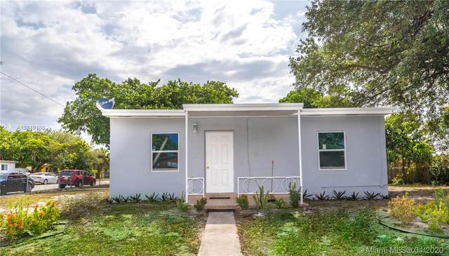 16455 NW 162nd St Rd, Miami Gardens, FL 33054 (MLS #A10849136) :: The Teri Arbogast Team at Keller Williams Partners SW