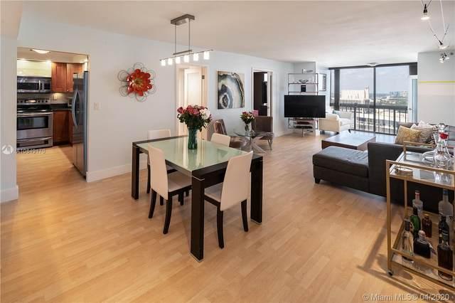 2333 Brickell Ave #2804, Miami, FL 33129 (MLS #A10849170) :: Berkshire Hathaway HomeServices EWM Realty