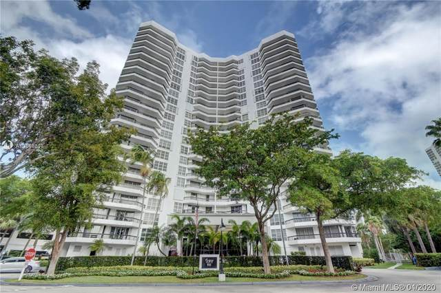 3400 NE 192nd St #808, Aventura, FL 33180 (MLS #A10849306) :: Grove Properties