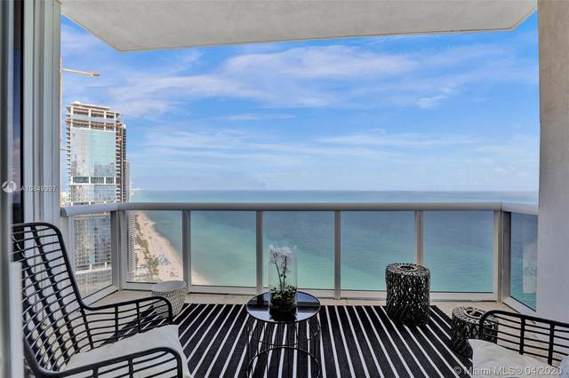 18201 Collins Ave #5008, Sunny Isles Beach, FL 33160 (MLS #A10849397) :: The Riley Smith Group