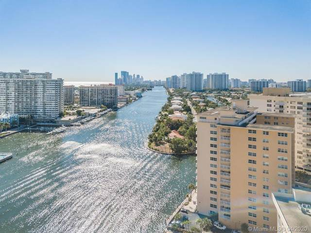 121 Golden Isles Dr G2, Hallandale Beach, FL 33009 (MLS #A10849465) :: Ray De Leon with One Sotheby's International Realty