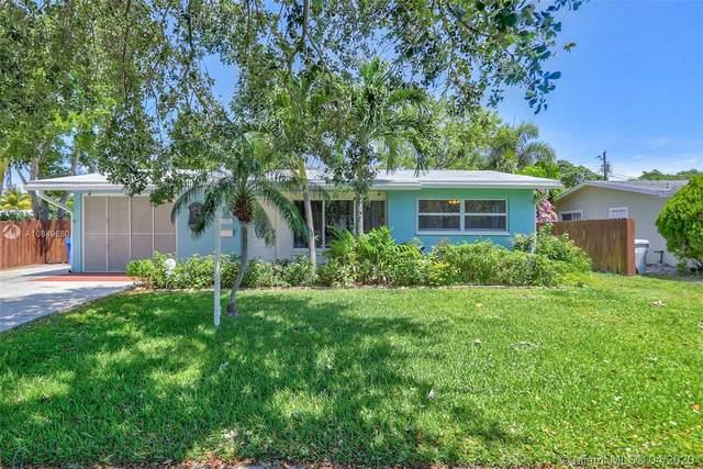 1141 NE 1st St, Pompano Beach, FL 33060 (MLS #A10849680) :: Lucido Global