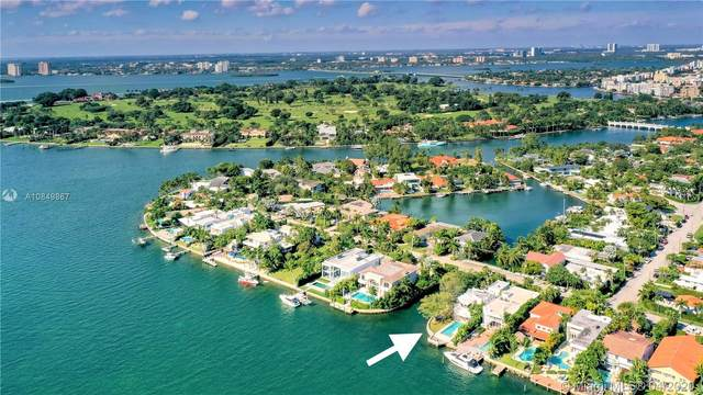 1116 Biscaya Dr, Surfside, FL 33154 (MLS #A10849867) :: Castelli Real Estate Services