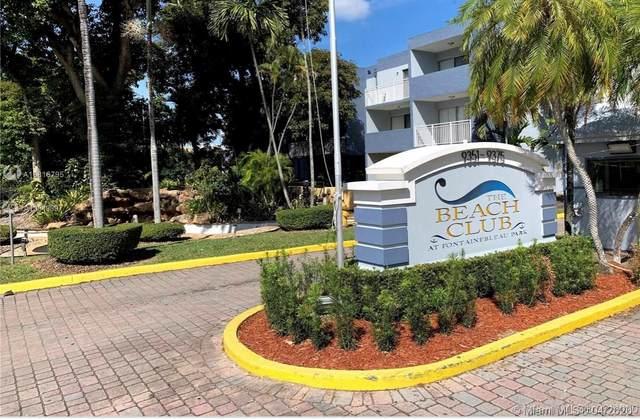 9365 Fontainebleau Blvd E117, Miami, FL 33172 (MLS #A10849897) :: Lucido Global