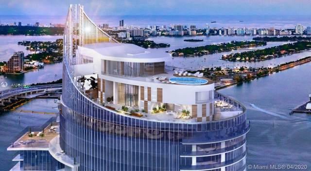 851 1st Avenue #1606, Miami, FL 33132 (MLS #A10849988) :: Re/Max PowerPro Realty