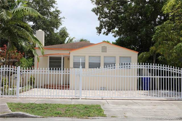 168 NW 40th St, Miami, FL 33127 (MLS #A10850054) :: The Teri Arbogast Team at Keller Williams Partners SW