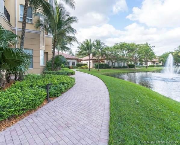 16102 Emerald Estates Dr #428, Weston, FL 33331 (MLS #A10850197) :: The Teri Arbogast Team at Keller Williams Partners SW