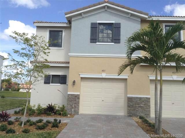 401 NE 194th Ln #0, Miami, FL 33179 (MLS #A10850230) :: Berkshire Hathaway HomeServices EWM Realty