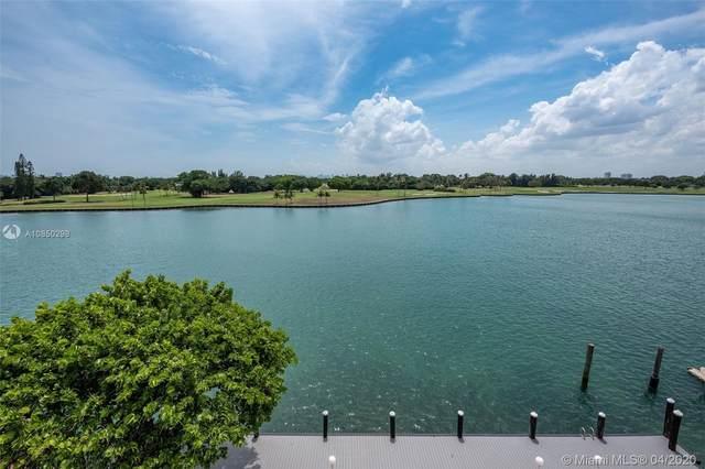 9250 W Bay Harbor Dr 5A, Bay Harbor Islands, FL 33154 (MLS #A10850298) :: RE/MAX