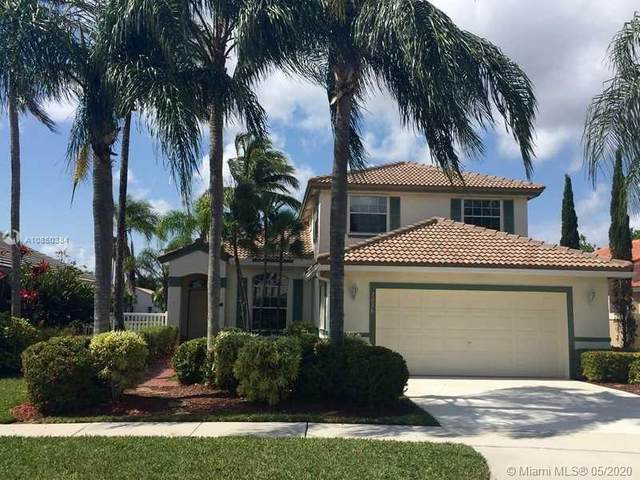 2036 NW 182nd Ave, Pembroke Pines, FL 33029 (MLS #A10850384) :: Re/Max PowerPro Realty