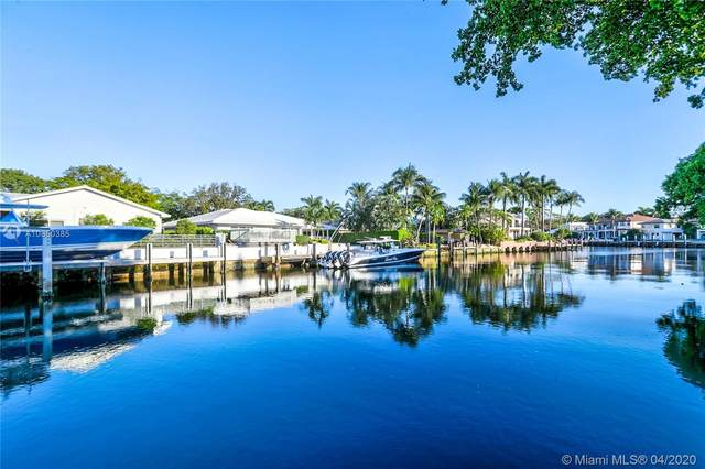 10 Compass Point, Fort Lauderdale, FL 33308 (MLS #A10850385) :: The Howland Group