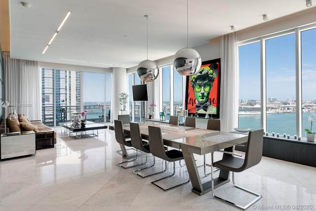 900 Brickell Key Blvd #1903, Miami, FL 33131 (MLS #A10850390) :: Berkshire Hathaway HomeServices EWM Realty