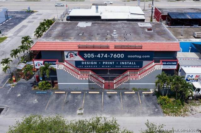 681 NW 108th St, Miami, FL 33168 (MLS #A10850606) :: The Teri Arbogast Team at Keller Williams Partners SW