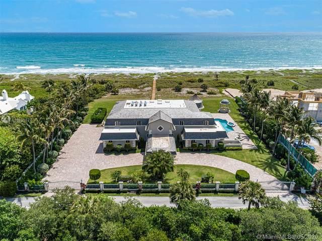 477 S Beach Rd, Hobe Sound, FL 33455 (MLS #A10850877) :: Berkshire Hathaway HomeServices EWM Realty