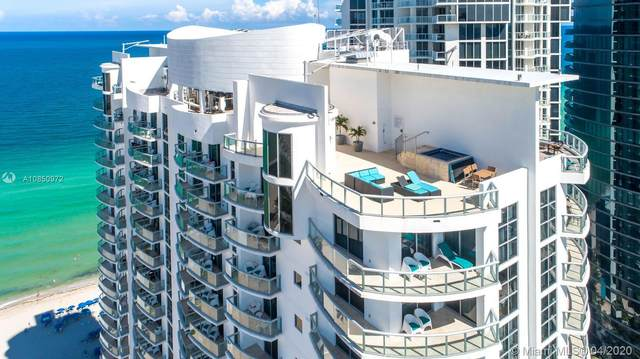 18683 Collins Ave Ph2607, Sunny Isles Beach, FL 33160 (MLS #A10850972) :: United Realty Group