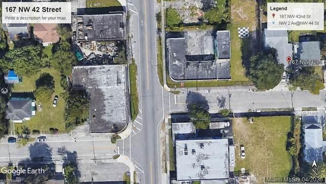 167 NW 42nd St, Miami, FL 33127 (#A10851007) :: Posh Properties