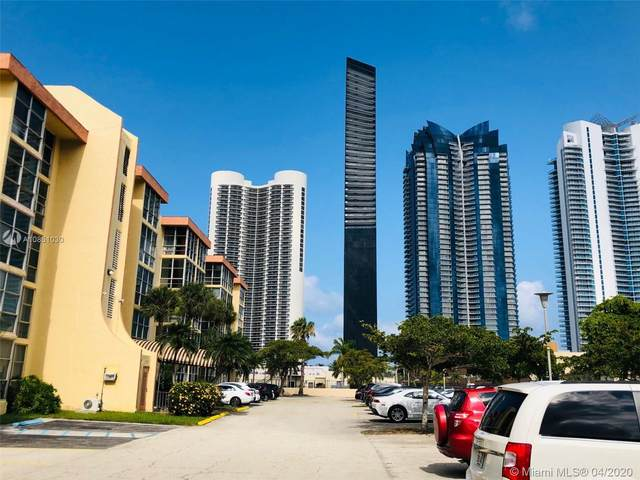 200 172nd St #420, Sunny Isles Beach, FL 33160 (MLS #A10851030) :: United Realty Group