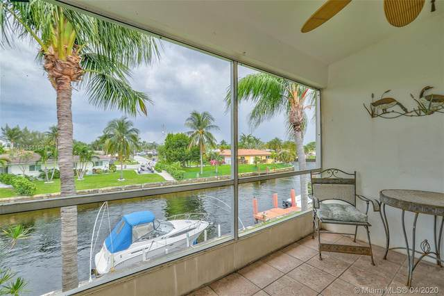 931 SE 9th Ave #15, Pompano Beach, FL 33060 (MLS #A10851106) :: Lucido Global