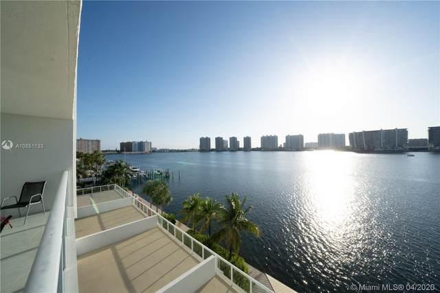 18100 N Bay Rd #504, Sunny Isles Beach, FL 33160 (MLS #A10851133) :: ONE   Sotheby's International Realty