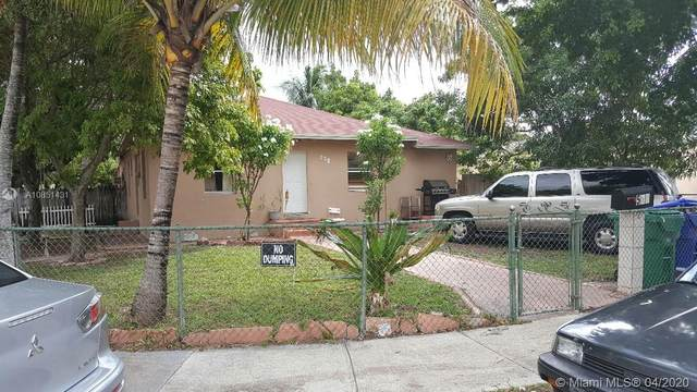 521 NW 33rd Ave, Miami, FL 33125 (#A10851431) :: Posh Properties