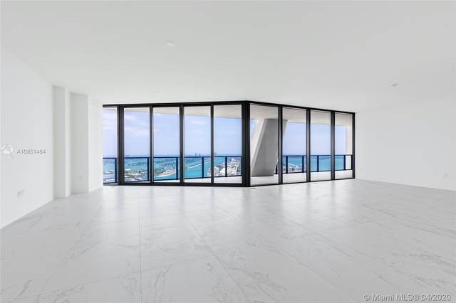 1000 Biscayne Blvd #4201, Miami, FL 33132 (MLS #A10851464) :: Ray De Leon with One Sotheby's International Realty