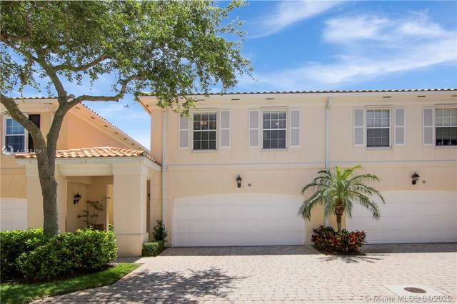 16 Laurel Oaks Cir, Tequesta, FL 33469 (MLS #A10851581) :: THE BANNON GROUP at RE/MAX CONSULTANTS REALTY I