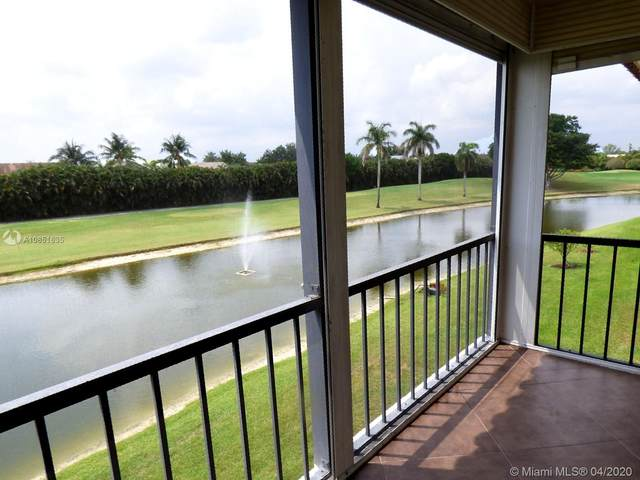 9711 N Hollybrook Lake Dr #307, Pembroke Pines, FL 33025 (MLS #A10851635) :: ONE Sotheby's International Realty