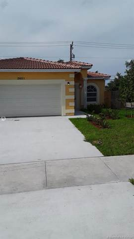 2601 NW 15th Court, Fort Lauderdale, FL 33311 (MLS #A10851946) :: The Teri Arbogast Team at Keller Williams Partners SW