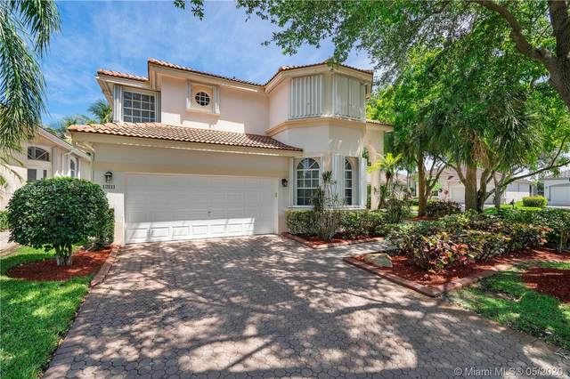 12111 NW 15th Ct, Coral Springs, FL 33071 (MLS #A10852094) :: Berkshire Hathaway HomeServices EWM Realty