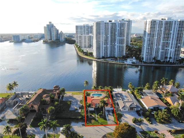 19000 N Bay Rd, Sunny Isles Beach, FL 33160 (MLS #A10852186) :: The Teri Arbogast Team at Keller Williams Partners SW