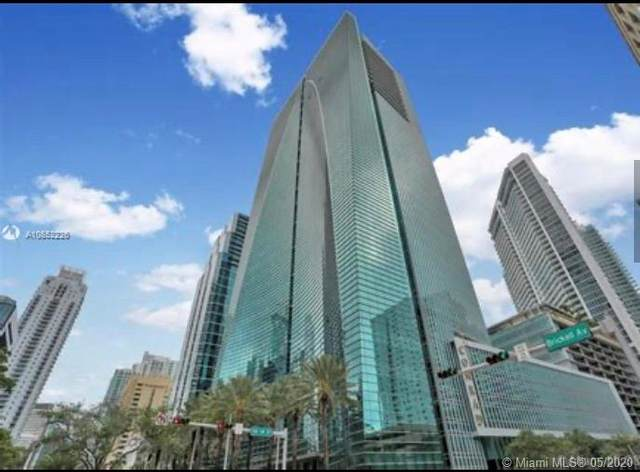 1395 Brickell Ave #3007, Miami, FL 33131 (MLS #A10852226) :: Ray De Leon with One Sotheby's International Realty