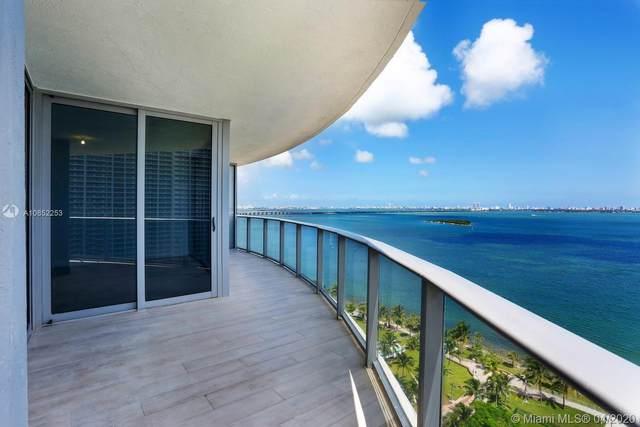 488 NE 18th St #1712, Miami, FL 33132 (MLS #A10852253) :: Castelli Real Estate Services